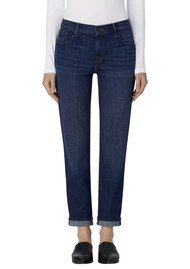 J Brand Johnny Mid Rise Boy Fit Jeans - Cult
