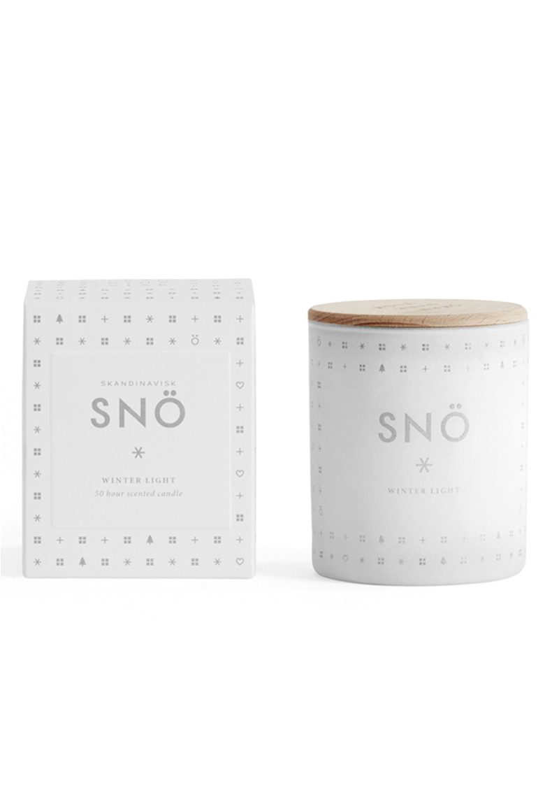 Scented Candle - Sno main image