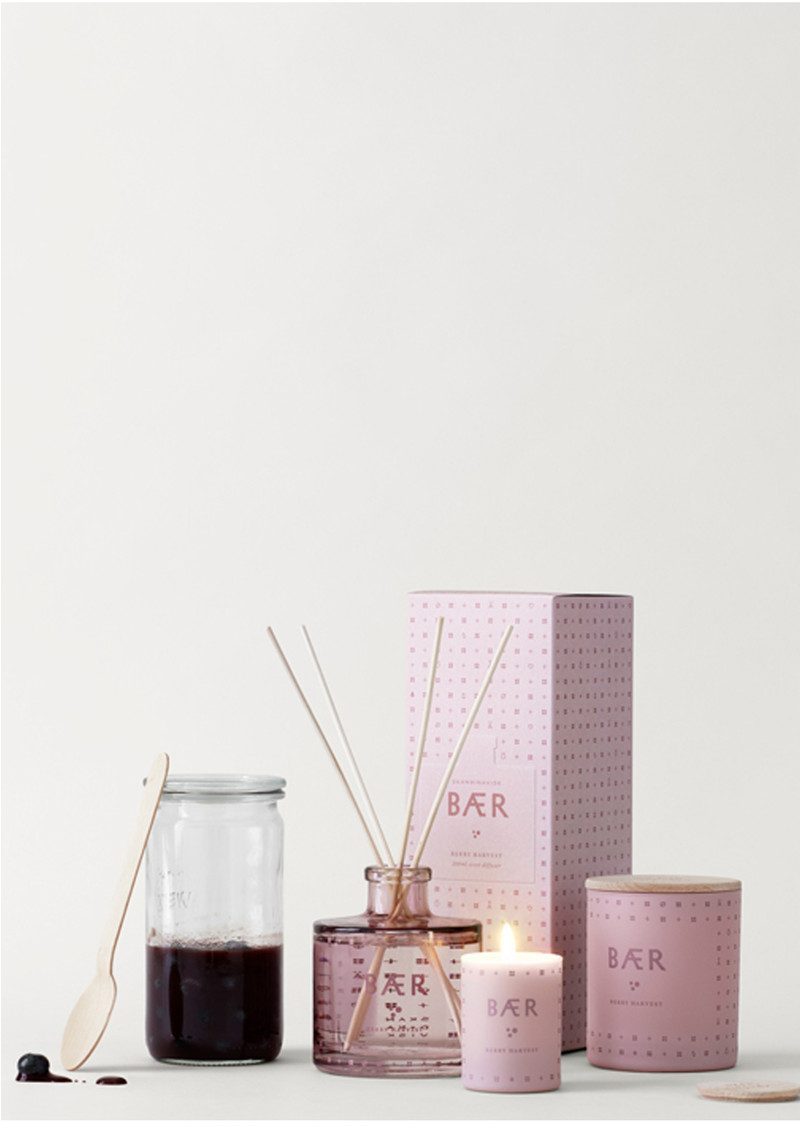 Scented Diffuser - Baer main image