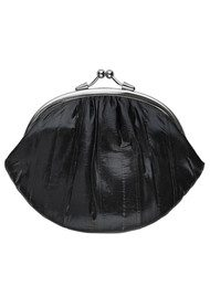 Becksondergaard Granny Rainbow Metallic Purse - Black Metallic