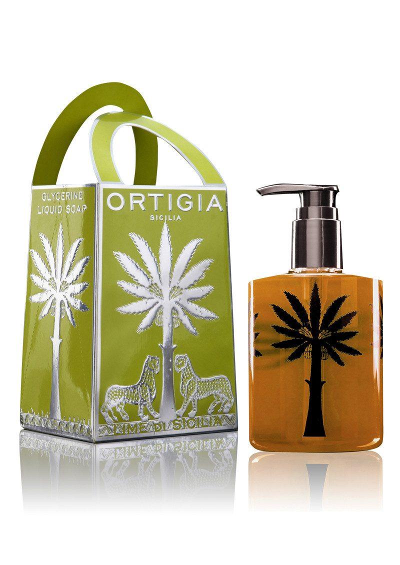 ORTIGIA Liquid Soap - Bergamot main image