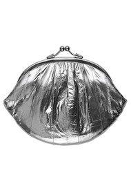 Becksondergaard Granny Rainbow Metallic Purse - Silver