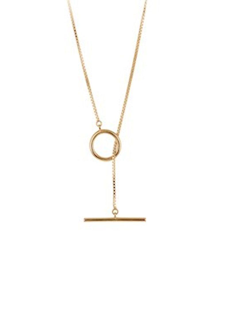 PERNILLE CORYDON Tango Necklace - Gold main image