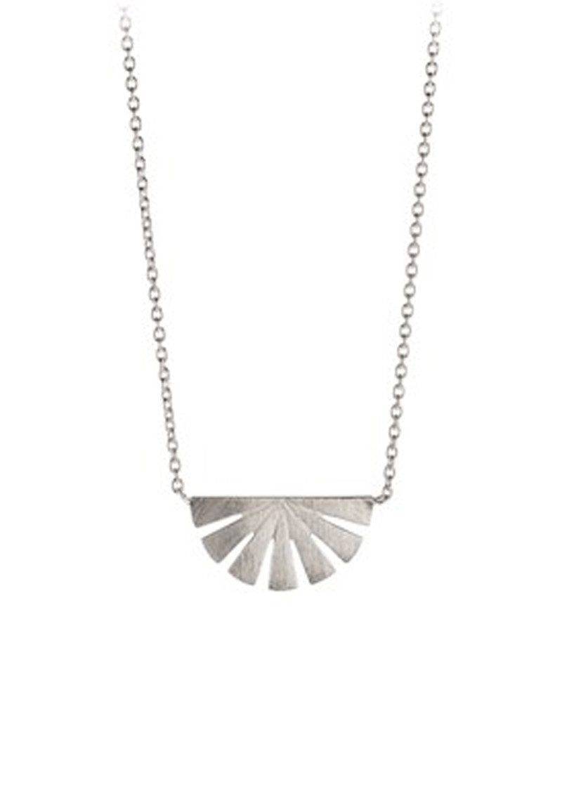 PERNILLE CORYDON Dawn Necklace - Silver  main image