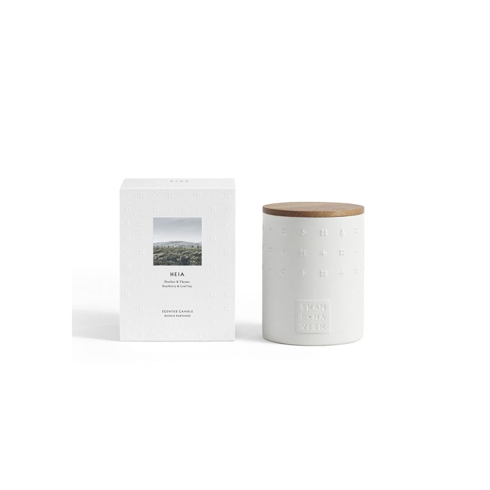 The Escapes Scented Candle - Heia