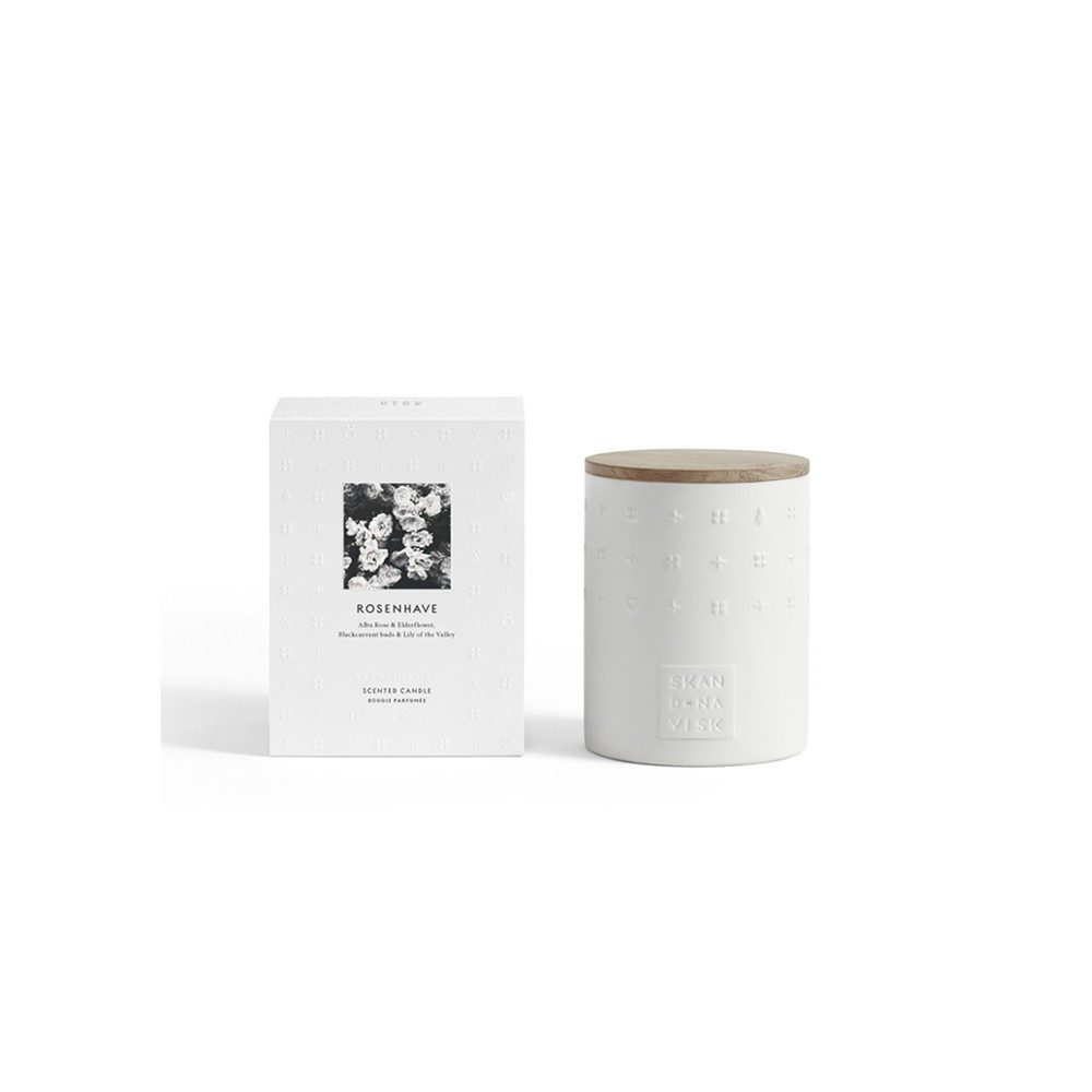 The Escapes Scented Candle - Rosenhave