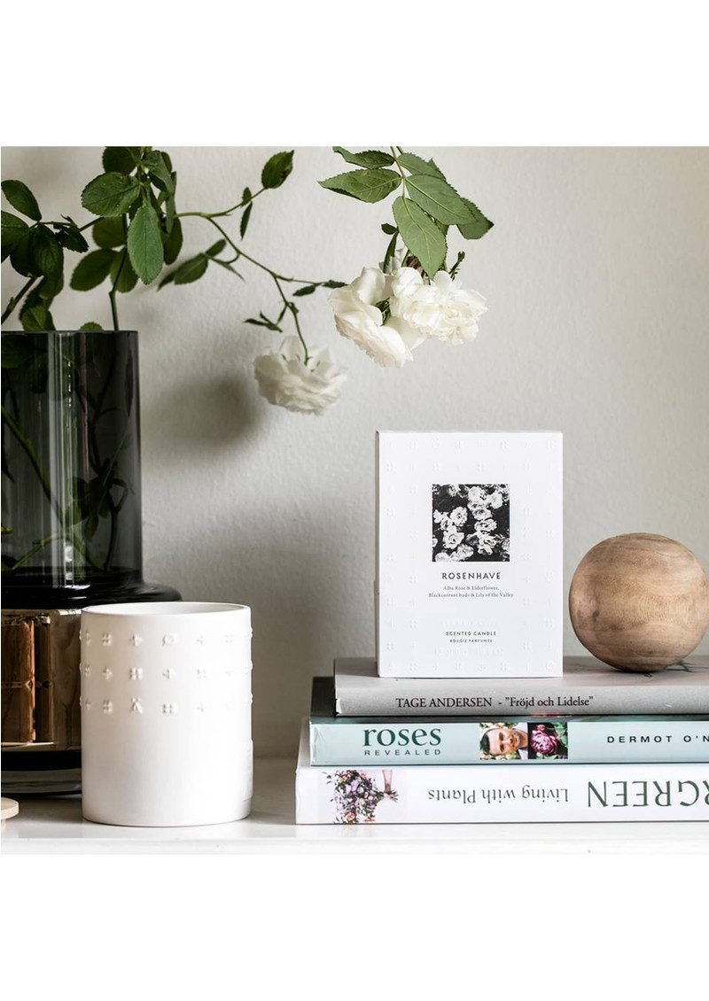 SKANDINAVISK The Escapes Scented Candle - Rosenhave main image