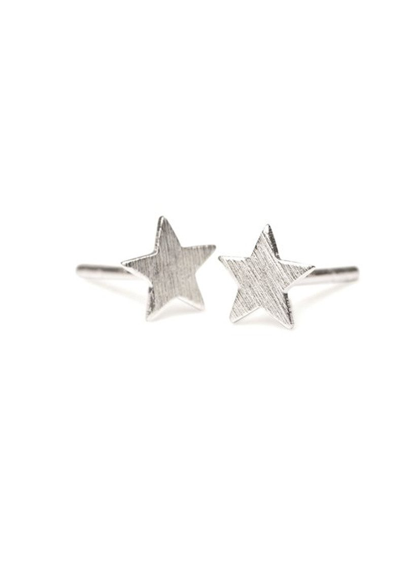 PERNILLE CORYDON Small Star Sticks - Silver main image