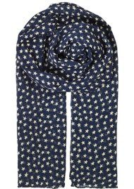 Becksondergaard Fine Summer Star Scarf - Apple Green