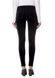 J Brand 815 Super Skinny Mid Rise Jeans – Black Velvet