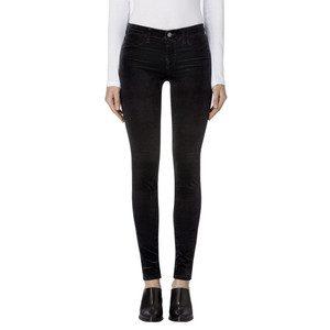 815 Super Skinny Mid Rise Jeans – Black Velvet