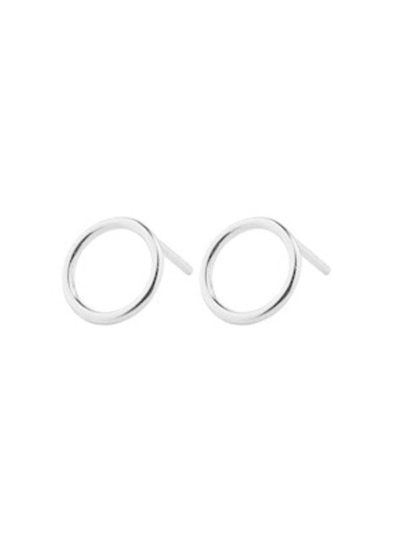 Halo Earring - Silver main image