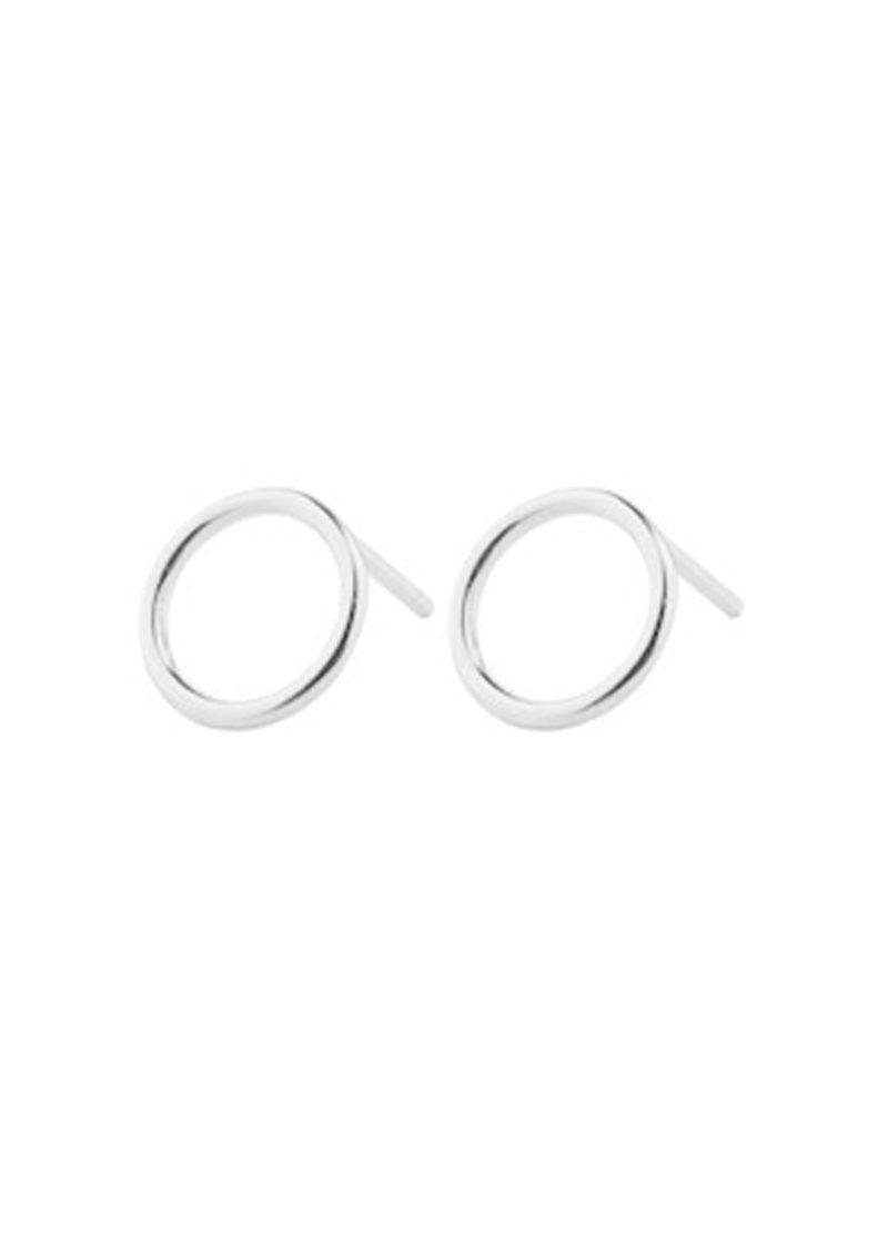 PERNILLE CORYDON Halo Earring - Silver main image