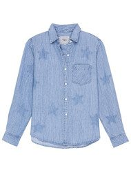 Rails Ingrid Shirt - Medium Vintage with Stars