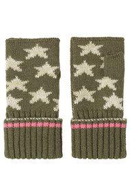 Becksondergaard Ember Lurex Star Gloves - Beech