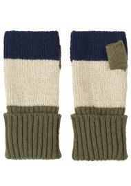 Becksondergaard Ember Rayures Gloves - Classic Navy