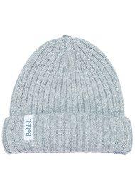 BOBBL Bobbl Cashmere Hat - Grey