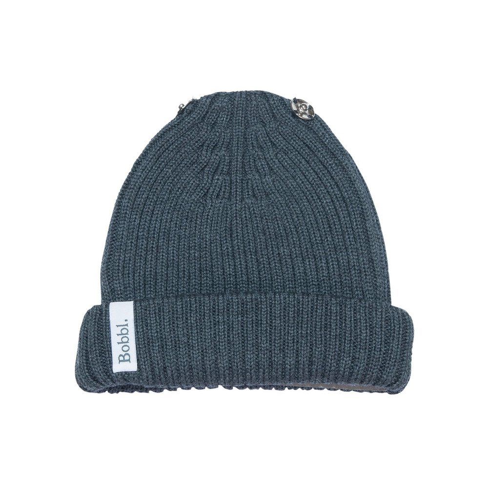 Bobbl Classic Duo Hat - Charcoal Grey