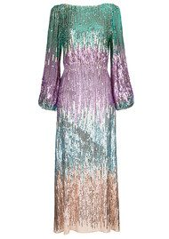 RIXO London Pre Order Coco Dress - Multi Sequin