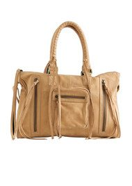 DAY & MOOD ROSE SATCHEL - CAMEL