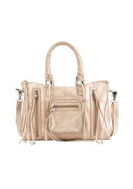 DAY & MOOD ROSE SATCHEL - PALE BLUSH