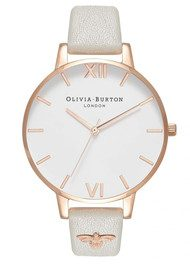 Olivia Burton 3D Bee Gift Set - Blush & Rose Gold
