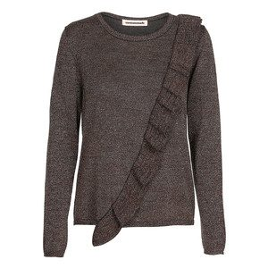 Bellua Pullover - Brushed Nickel