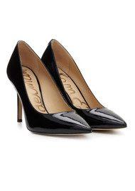 Sam Edelman Hazel Heel - Patent Black