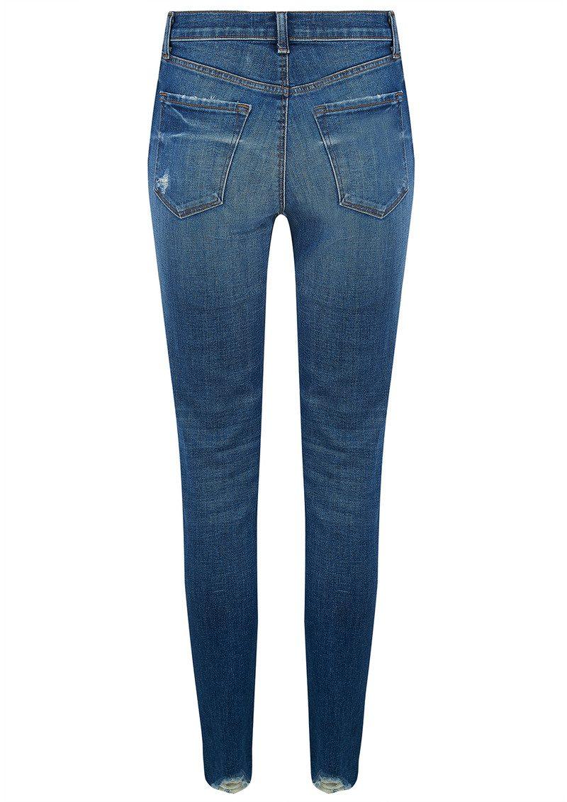 b4bb36b5a7a Maria High Rise Super Skinny Jeans - Revoke Destruct main image