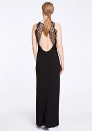 SAMSOE & SAMSOE Willow Long Dress - Black