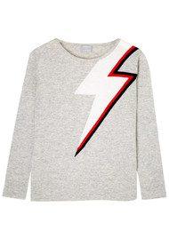 ORWELL + AUSTEN Bowie Sweater - Light Grey