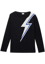ORWELL + AUSTEN Bowie Sweater - Black