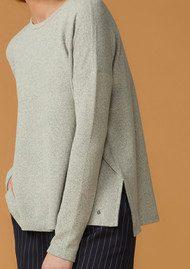 Twist and Tango Lorah Sweater - Grey Melange