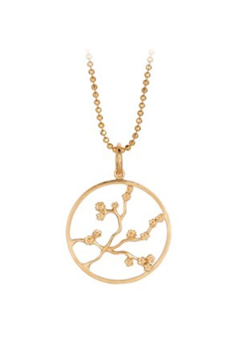 PERNILLE CORYDON Sakura Necklace - Gold