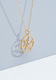 PERNILLE CORYDON Sakura Necklace - Silver