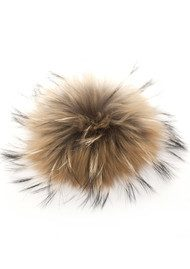 BOBBL Big Faux Fur Bobbl - Natural