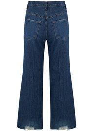 J Brand Joan High Rise Wide Leg Crop Jeans - Doubletake
