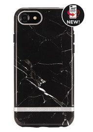 RICHMOND & FINCH Standard iPhone 6/7/8 Case - Black Marble