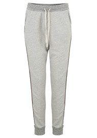 SUNDRY Slash Pocket Sweat Pants - Heather Grey
