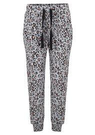 SUNDRY Pocket Jogger Pants - Animal