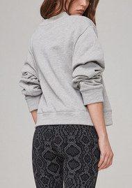 VARLEY Knoll Sweatshirt - Grey Melange