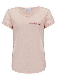 MAISON LABICHE Mademoiselle Tee - Pink