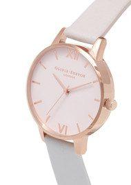 Olivia Burton Midi Dial Blush Dial Watch - Blush & Rose Gold