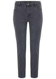 J Brand Alana High Rise Crop Skinny Jeans - Dust
