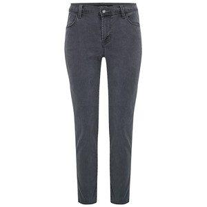 Alana High Rise Crop Skinny Jeans - Dust