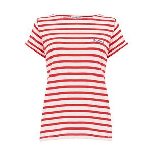 Sailor Short Sleeve Divine Tee - Poppy Red