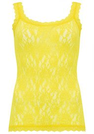 Hanky Panky UNLINED LACE CAMI - Lemongrass
