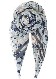 Becksondergaard Primula Cotton Scarf - Morning Glory