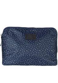 Becksondergaard Louella Dotti Beauty Bag - Blue Nights