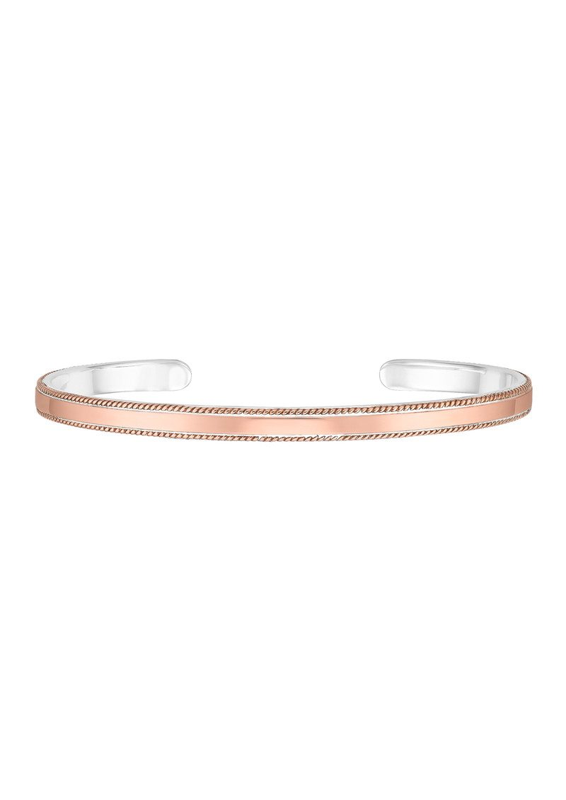 ANNA BECK Limited Edition Skinny Bangle - Rose Gold main image